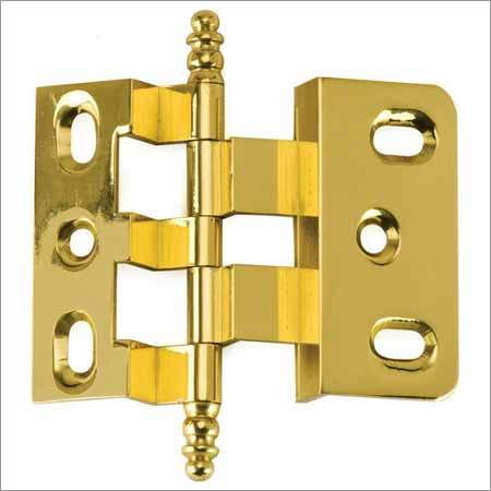 Brass Offset Hinges