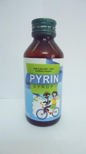 PYRIN Ayurvedic Herbal Syrup