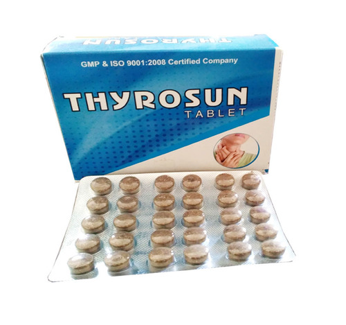 THYROSUN Tablet Ayurvedic Medicine