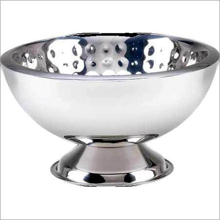 Steel Punch Bowl