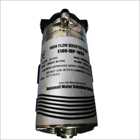 High Flow Booster Pump