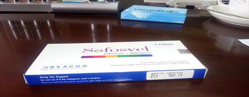 Sofosvel Tablet