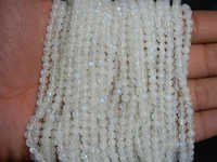 13 INCH RAINBOW MOONSTONE 3-4mm BEADS STRANDS