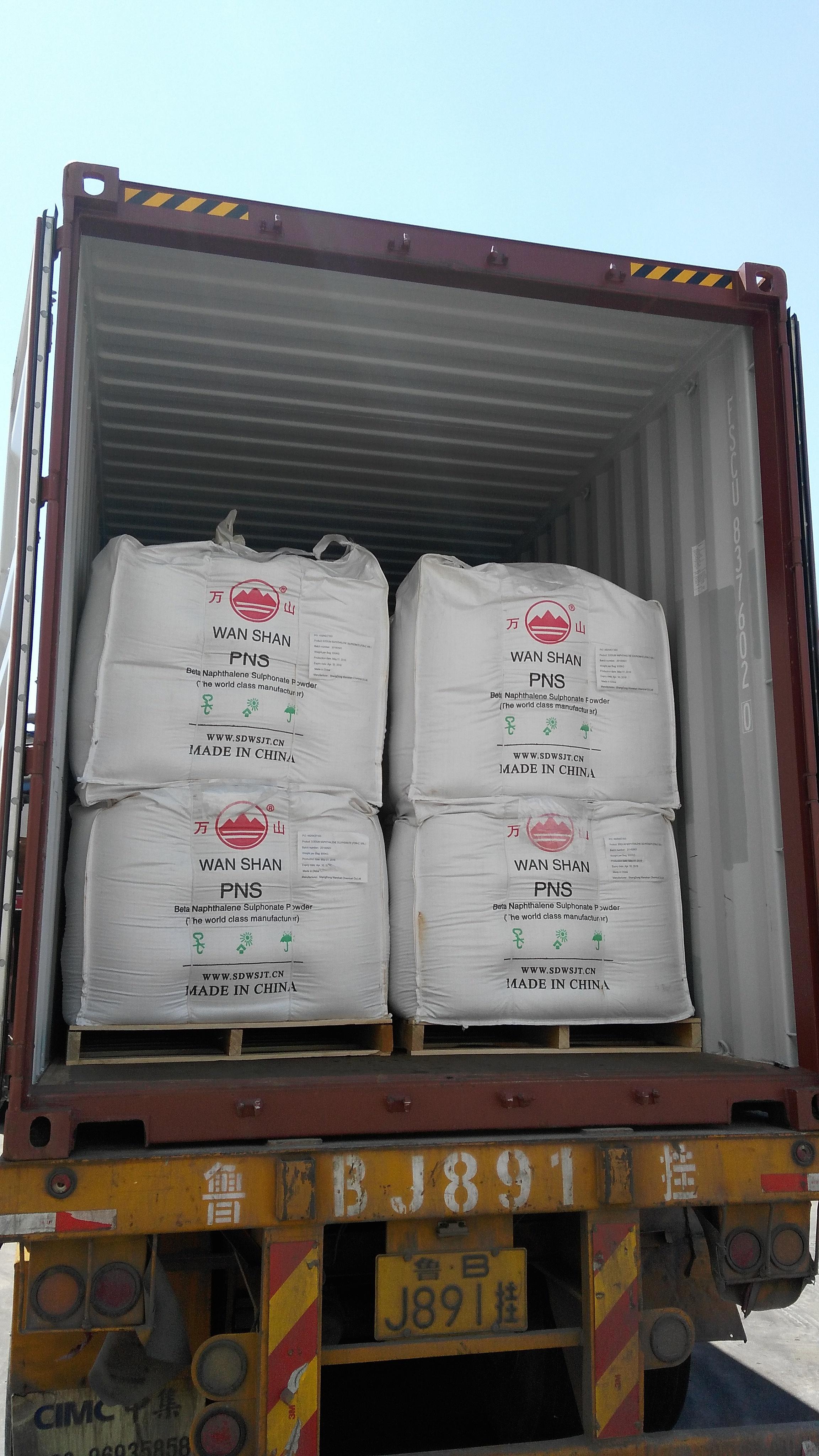 Sodium Naphthalene Formaldehyde