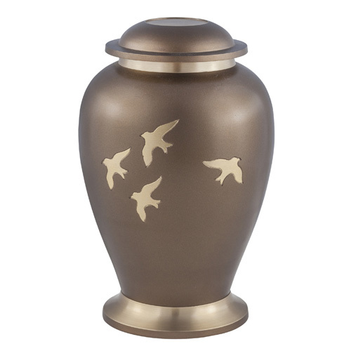 Avondale Russet Urn
