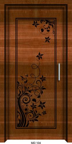 Mica Laminated Door