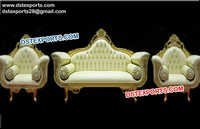 Wedding Stage Sofa Set & Chairs