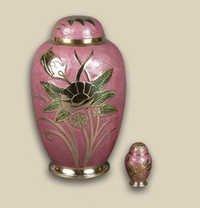 Efleur Floral Cremation Urn