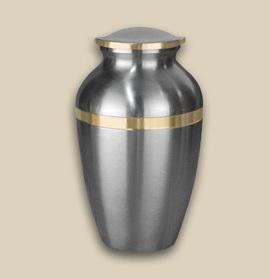 Argento Classic Vase Brass Urn