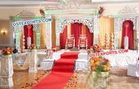 Stylish Indian Wedding Mandap