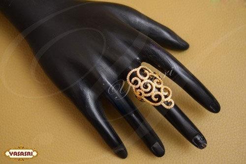 Trendy Finger Ring