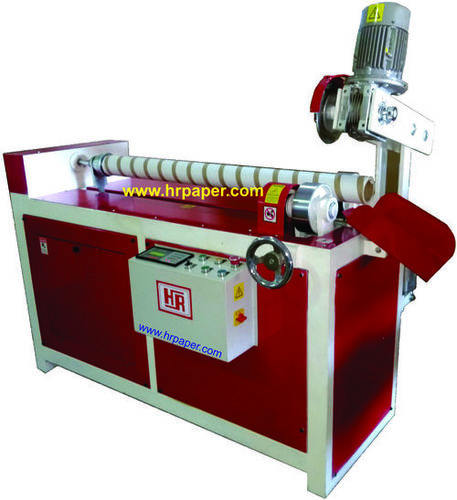 Programmable Paper Core Cutting Machine