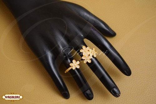 Ladies Design Finger Ring