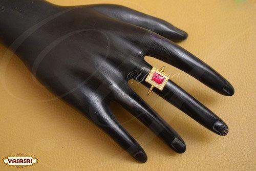 Women Traditional Finger Ring
