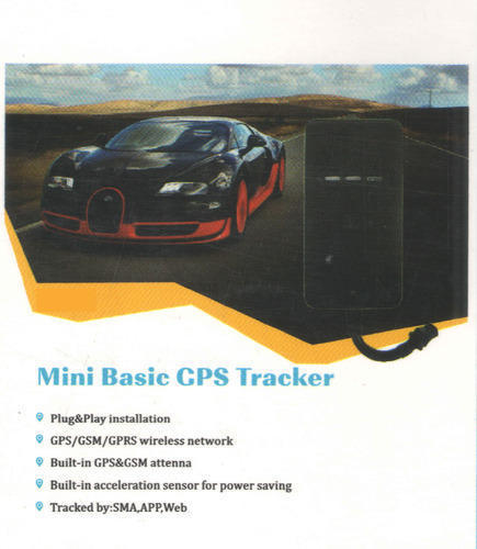 Mini Basic GPS Tracker