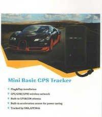 Mini Basic GPS Tracker