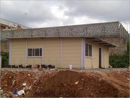 Domestic Compound Wall