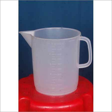 Clear Plastic Measuring Jug