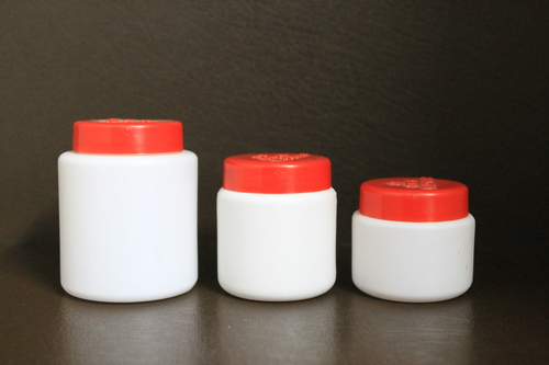 Plastic Tablet Container