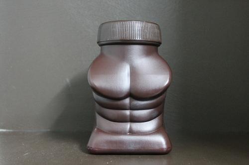 Protein Plastic Jars