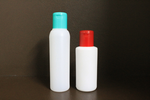 Round Lotion Bottle