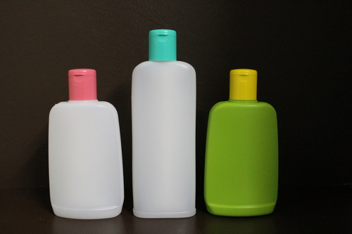 Flat Lotion Bottles