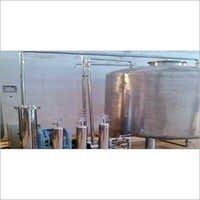 Micro Filtration-Ultra Filtration (MF-UF)