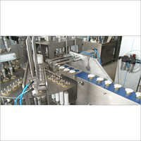 Pouch-Cup Filling Machine