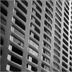 Rectangle Perforated Sheet
