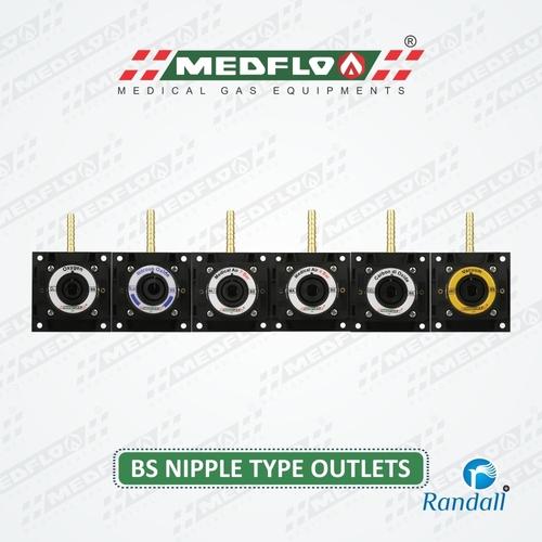 Din Medical Gas Outlet - First Fix