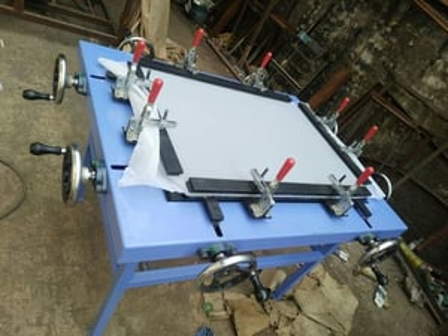 Fabric Stretching Machine