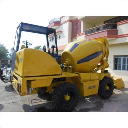 Concrete Mixer On Rent