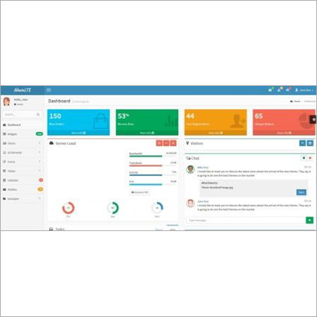 Society Management Software ( Office Automation )