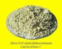 Silver diethyldithiocarbamate