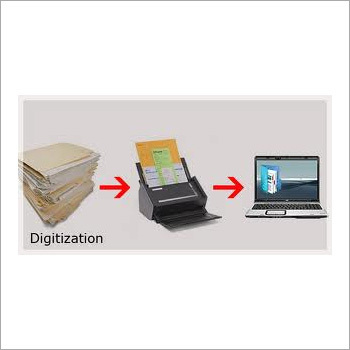 Digitization and Scanning Services