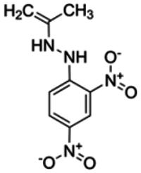 Carbonyl-DNPH Mix 2