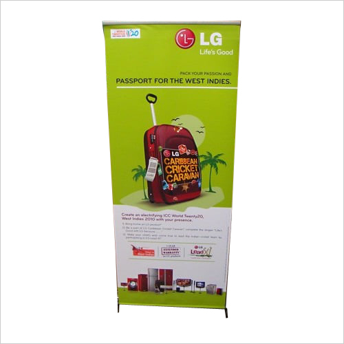 Banner Display Stands