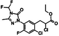 Carfentrazone-ethyl
