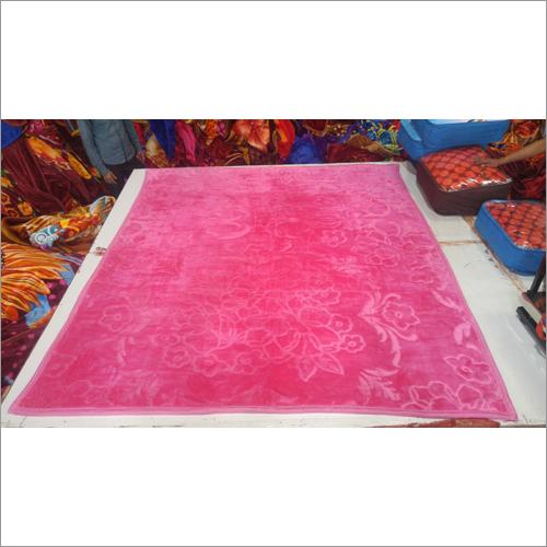 Plain Mink Blankets