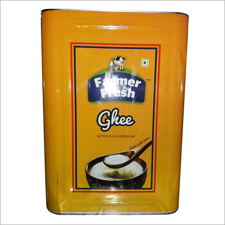 Ghee in Container