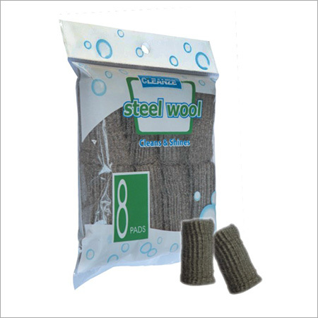 Stainless Steel Wool Rolls