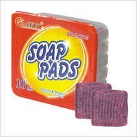High Quality Steel Wool Soap Pads