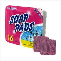 16 Soap Pads