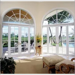 Designer Arch Window
