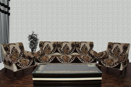 Chenille Sofa Panel Treat
