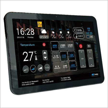 Intelligent Touch Panels