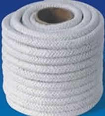 White Dress Rope-Square & Round