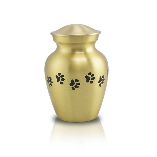 Paw Print Cremation Urns