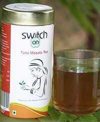 Tulsi Masala Tea