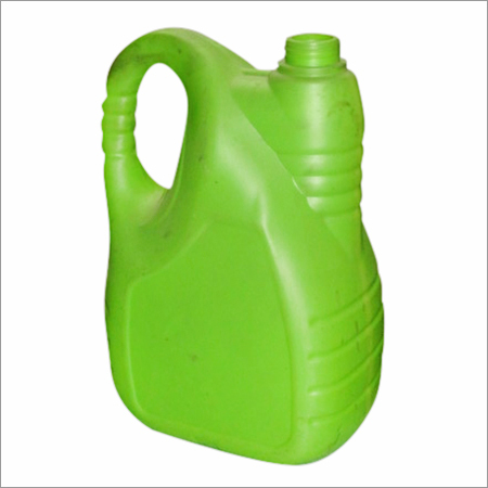 Plastic Oil Cans